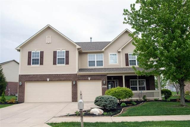 9895 N Anchor Bend, Mccordsville, IN 46055 (MLS #21705411) :: Dean Wagner Realtors