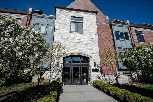 222 N East Street #103, Indianapolis, IN 46204 (MLS #21705432) :: Anthony Robinson & AMR Real Estate Group LLC