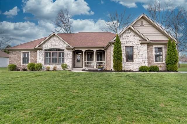 1954 Deer Creek Circle, Columbus, IN 47201 (MLS #21705447) :: Anthony Robinson & AMR Real Estate Group LLC
