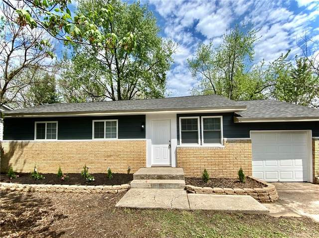 9038 E 25th Street, Indianapolis, IN 46229 (MLS #21705559) :: Dean Wagner Realtors