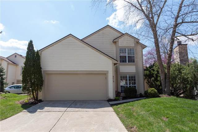 6419 Bay Vista Court, Indianapolis, IN 46250 (MLS #21705568) :: The ORR Home Selling Team