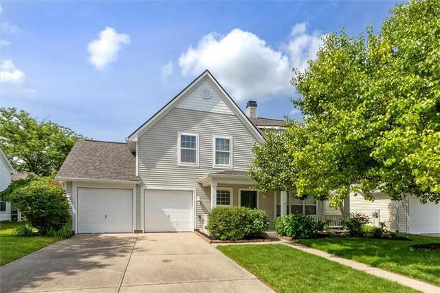 5120 Brookstone Way, Indianapolis, IN 46268 (MLS #21705620) :: Anthony Robinson & AMR Real Estate Group LLC