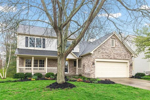 10213 Brixton Lane, Fishers, IN 46037 (MLS #21705640) :: The Evelo Team