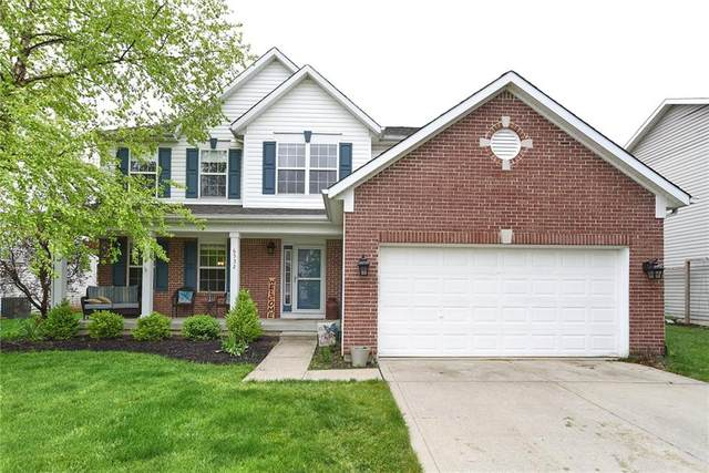 6532 Oxford Drive, Zionsville, IN 46077 (MLS #21705777) :: The Indy Property Source