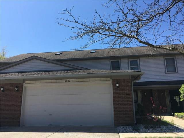 5342 Bay Harbor Drive #0, Indianapolis, IN 46254 (MLS #21705793) :: AR/haus Group Realty