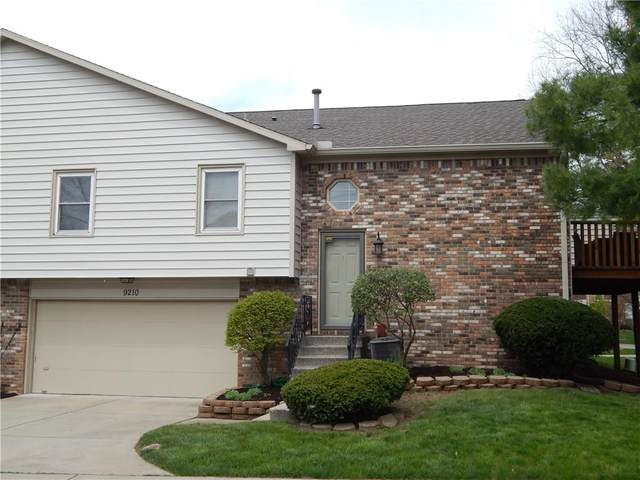 9210 Cinnebar Drive, Indianapolis, IN 46268 (MLS #21705799) :: The ORR Home Selling Team