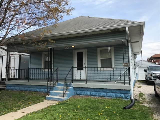 2741 Mcclure Street, Indianapolis, IN 46241 (MLS #21705819) :: Anthony Robinson & AMR Real Estate Group LLC