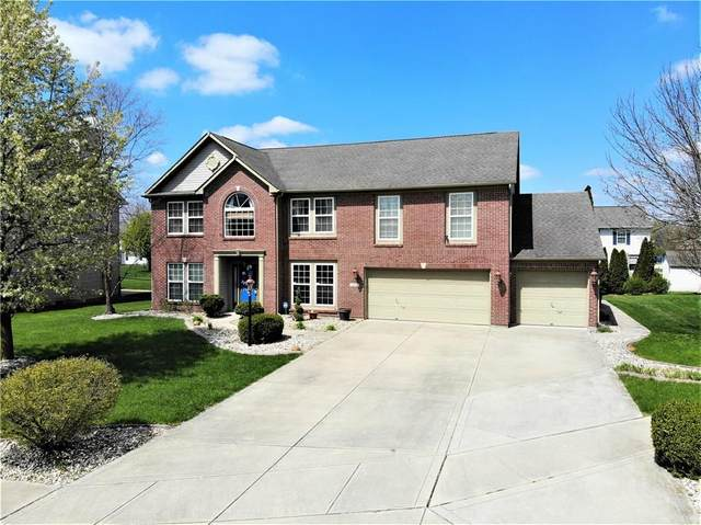 8336 Hunters Meadow Court, Indianapolis, IN 46259 (MLS #21705830) :: The Indy Property Source