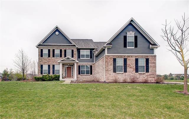 16847 Gaither Boulevard, Westfield, IN 46074 (MLS #21705852) :: The ORR Home Selling Team