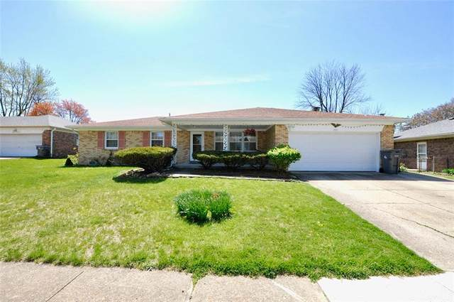 3009 Corey Drive, Indianapolis, IN 46227 (MLS #21705904) :: The Indy Property Source
