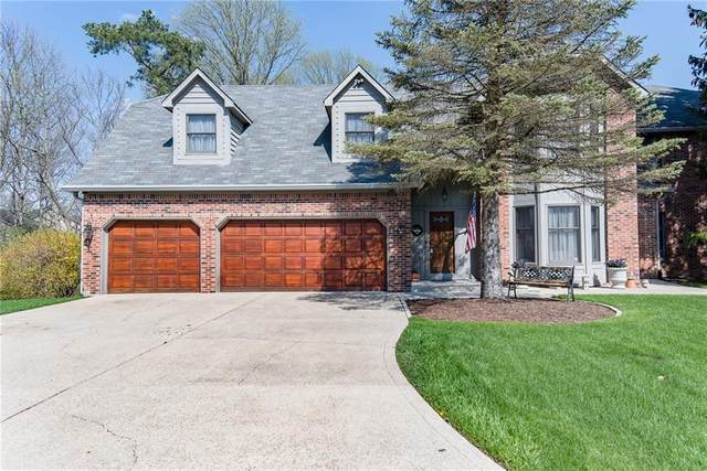 9115 Promontory Road, Indianapolis, IN 46236 (MLS #21705905) :: The Indy Property Source
