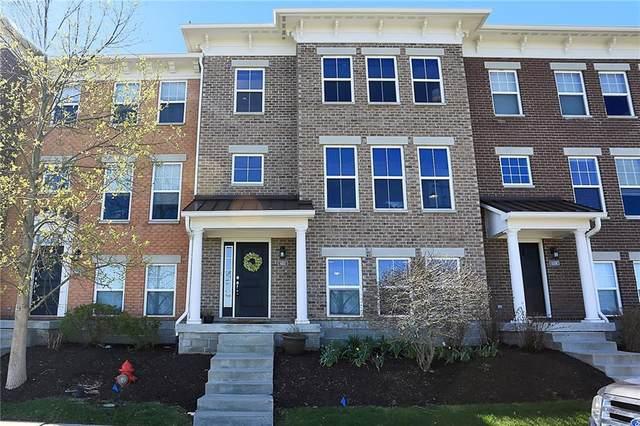 6313 Schooler Drive, Whitestown, IN 46075 (MLS #21705910) :: The ORR Home Selling Team