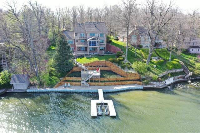 10805 Seascape Court, Indianapolis, IN 46256 (MLS #21706056) :: Anthony Robinson & AMR Real Estate Group LLC
