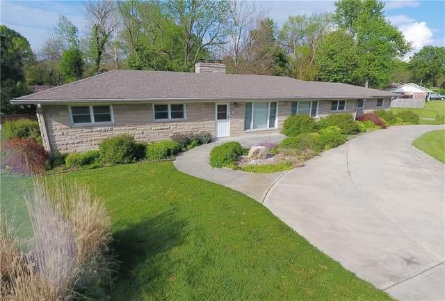 3010 Locust Drive, Indianapolis, IN 46227 (MLS #21706065) :: Heard Real Estate Team | eXp Realty, LLC