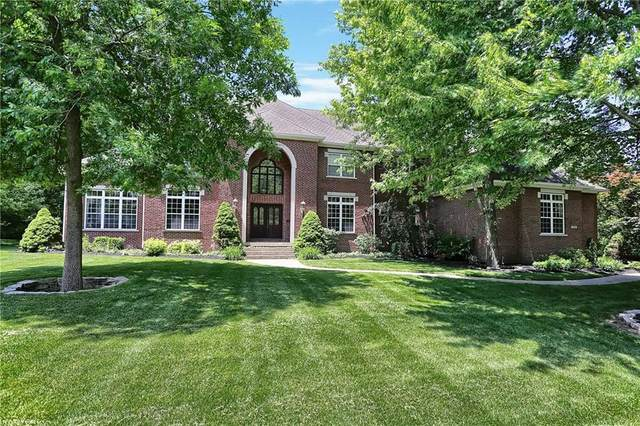 6130 Stonegate Run, Zionsville, IN 46077 (MLS #21706113) :: Anthony Robinson & AMR Real Estate Group LLC