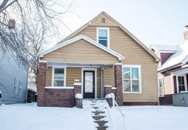 723 E Orange Street, Indianapolis, IN 46203 (MLS #21706179) :: The Indy Property Source