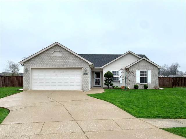 3201 Morallion Court, West Lafayette, IN 47906 (MLS #21706222) :: The ORR Home Selling Team