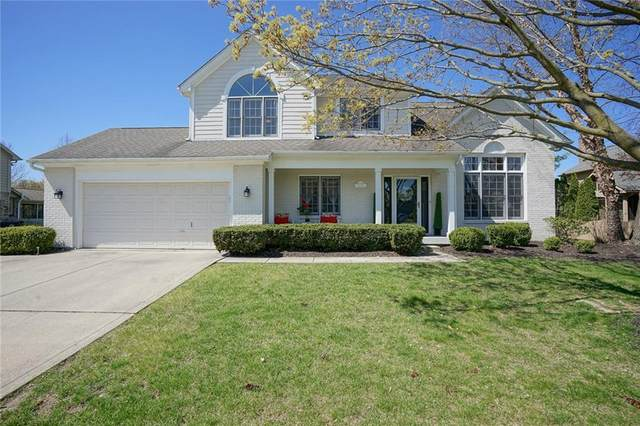 8336 Coral Bay Court, Indianapolis, IN 46236 (MLS #21706239) :: David Brenton's Team