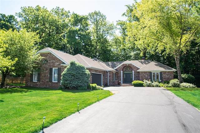 8171 Fawnsbrook Drive, Fishers, IN 46039 (MLS #21706337) :: AR/haus Group Realty