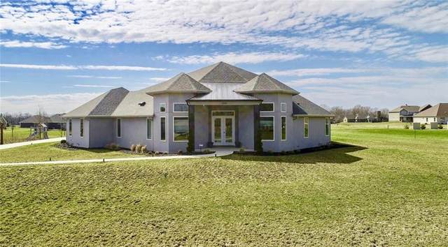 3598 S County Road 475 E, Plainfield, IN 46168 (MLS #21706566) :: The Indy Property Source