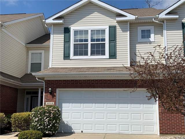 4014 Much Marcle Drive, Zionsville, IN 46077 (MLS #21706593) :: The ORR Home Selling Team