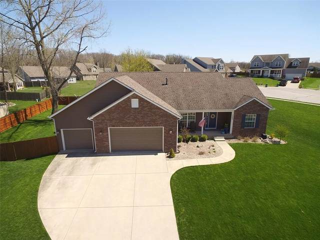 2489 Cascade Court, West Lafayette, IN 47906 (MLS #21706712) :: Anthony Robinson & AMR Real Estate Group LLC