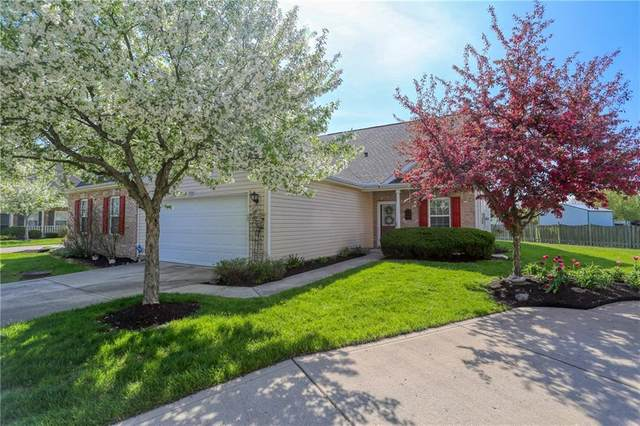 9981 Thornhill Run #23, Fishers, IN 46038 (MLS #21706762) :: The ORR Home Selling Team