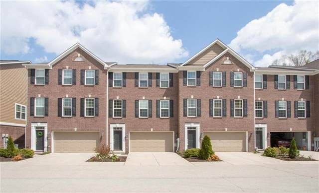 992 Bard Lane, Carmel, IN 46032 (MLS #21706777) :: The Indy Property Source