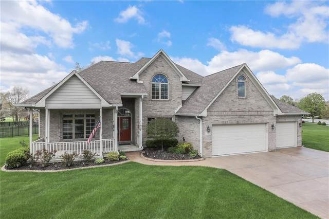 7048 S Dickinson Lane, Indianapolis, IN 46259 (MLS #21706795) :: David Brenton's Team