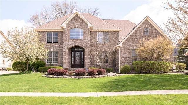 13082 Callaway Court, Fishers, IN 46037 (MLS #21706833) :: Dean Wagner Realtors