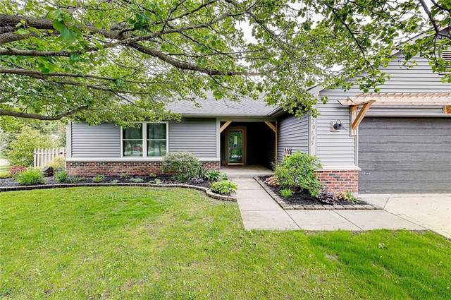 20645 Alpine Drive, Noblesville, IN 46062 (MLS #21706935) :: The Indy Property Source