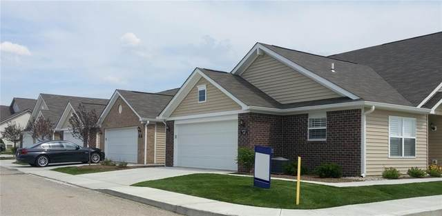 11437 Mossy Court #102, Fishers, IN 46037 (MLS #21706949) :: The Indy Property Source
