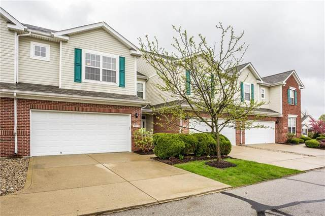 5714 Polk Drive, Noblesville, IN 46062 (MLS #21706967) :: The ORR Home Selling Team