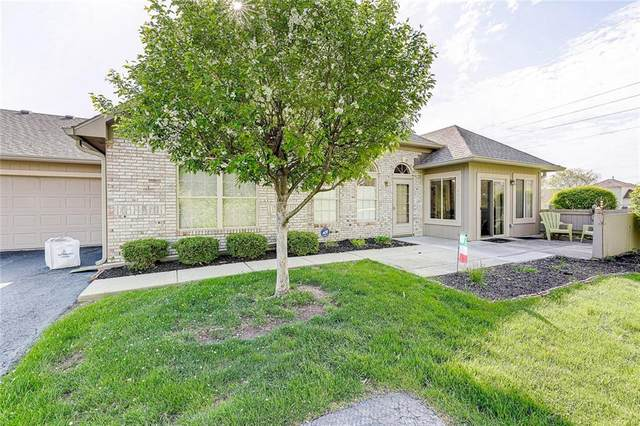 7728 Briarstone Lane, Indianapolis, IN 46227 (MLS #21706968) :: The ORR Home Selling Team