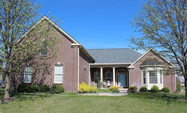 13395 Bellshire Lane, Carmel, IN 46032 (MLS #21706979) :: Anthony Robinson & AMR Real Estate Group LLC
