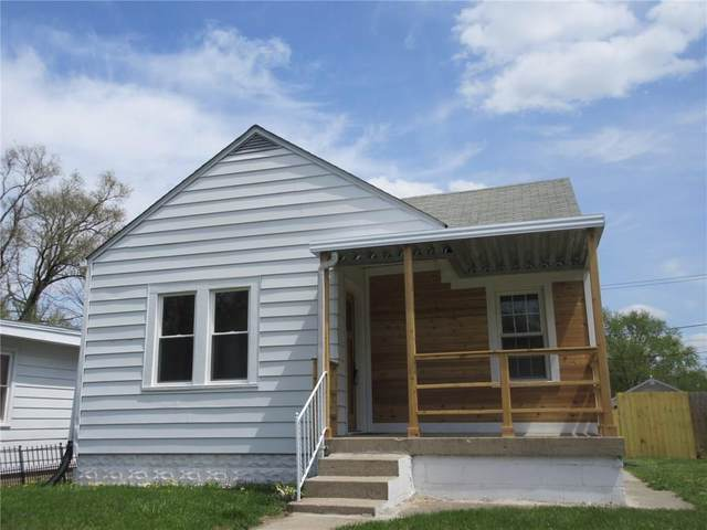 1509 N Gladstone Avenue, Indianapolis, IN 46201 (MLS #21706988) :: The Indy Property Source