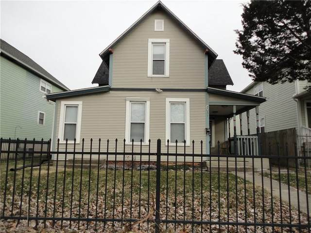 2031 Broadway Street, Indianapolis, IN 46202 (MLS #21707019) :: The Indy Property Source