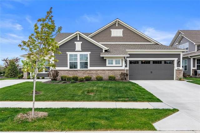 10814 Matherly Way 1 B, Noblesville, IN 46060 (MLS #21707112) :: The ORR Home Selling Team