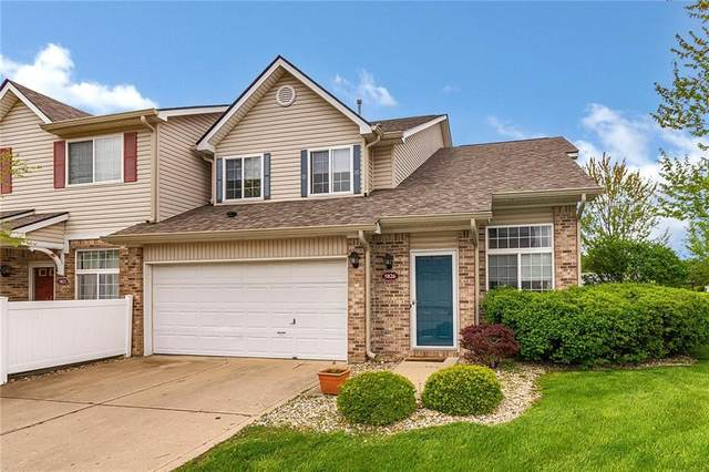 5826 Shipwatch Place, Indianapolis, IN 46237 (MLS #21707149) :: The ORR Home Selling Team