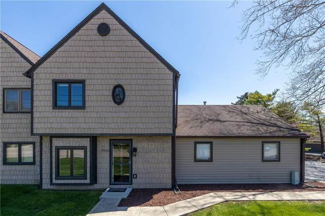 5906 E Highgate Circle E, Indianapolis, IN 46250 (MLS #21707169) :: The ORR Home Selling Team