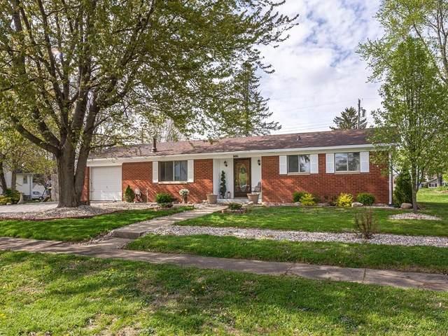 504 Hamilton Avenue, Arcadia, IN 46030 (MLS #21707179) :: Heard Real Estate Team   eXp Realty, LLC