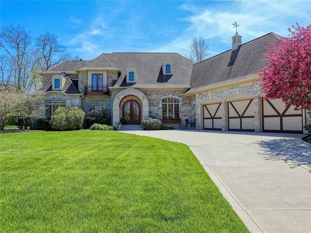 3727 Riddell Lane, Westfield, IN 46062 (MLS #21707213) :: Anthony Robinson & AMR Real Estate Group LLC