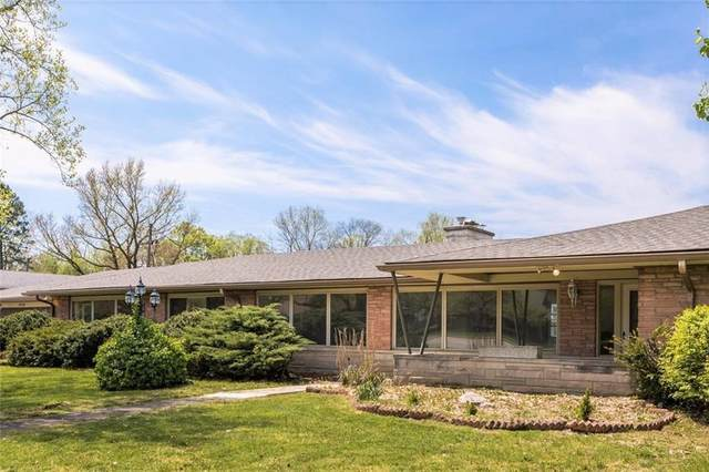 5926 N Meridian Street, Indianapolis, IN 46208 (MLS #21707214) :: The Indy Property Source