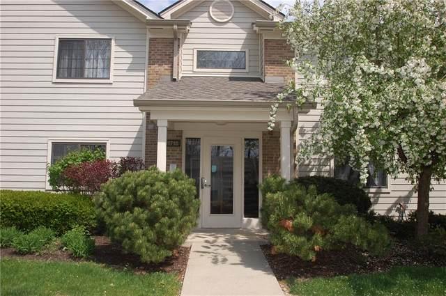 11715 Lenox Lane #102, Carmel, IN 46032 (MLS #21707322) :: The ORR Home Selling Team