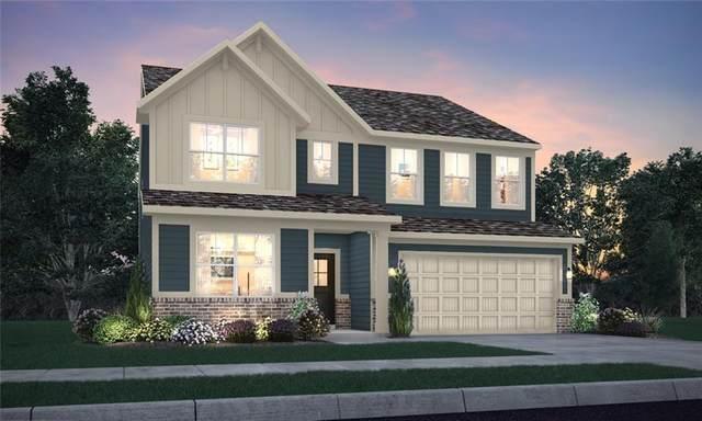 1257 Lancaster Drive, Avon, IN 46123 (MLS #21707386) :: The Evelo Team