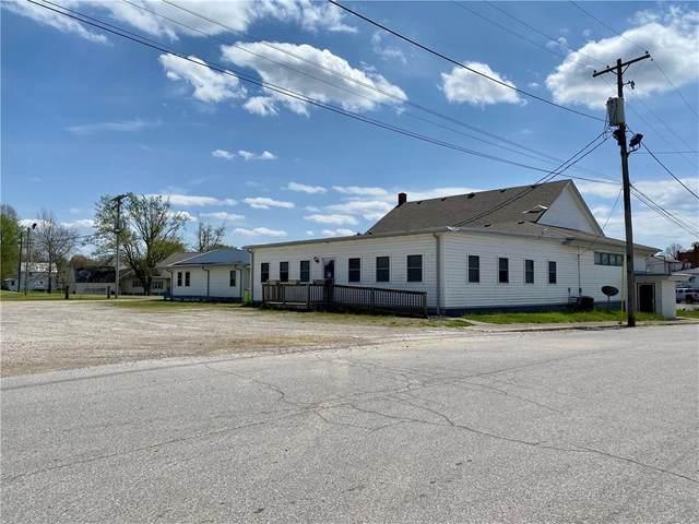 129 N Marion Street, Morgantown, IN 46160 (MLS #21707400) :: The Indy Property Source