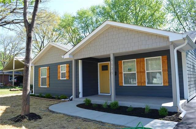 5639 Ralston Avenue, Indianapolis, IN 46220 (MLS #21707407) :: The ORR Home Selling Team