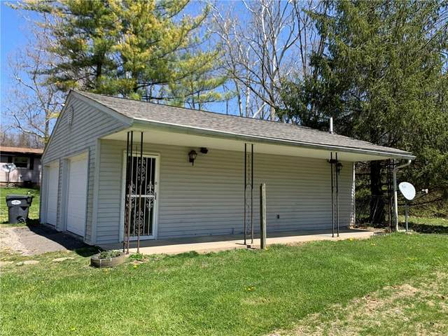551 W Indiana Avenue, Eaton, IN 47338 (MLS #21707408) :: The ORR Home Selling Team