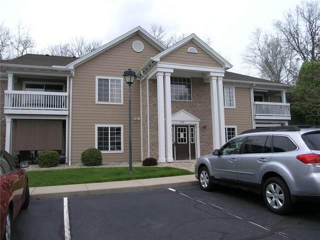 6508 Emerald Hill #206 Court #206, Indianapolis, IN 46237 (MLS #21707414) :: David Brenton's Team