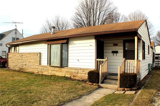 1215 E 38th Street, Marion, IN 46953 (MLS #21707429) :: Richwine Elite Group